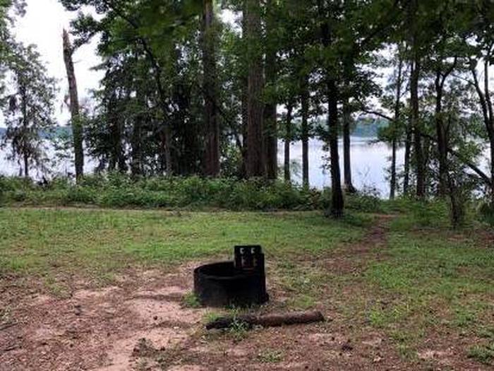 Site 35Scenic campsite