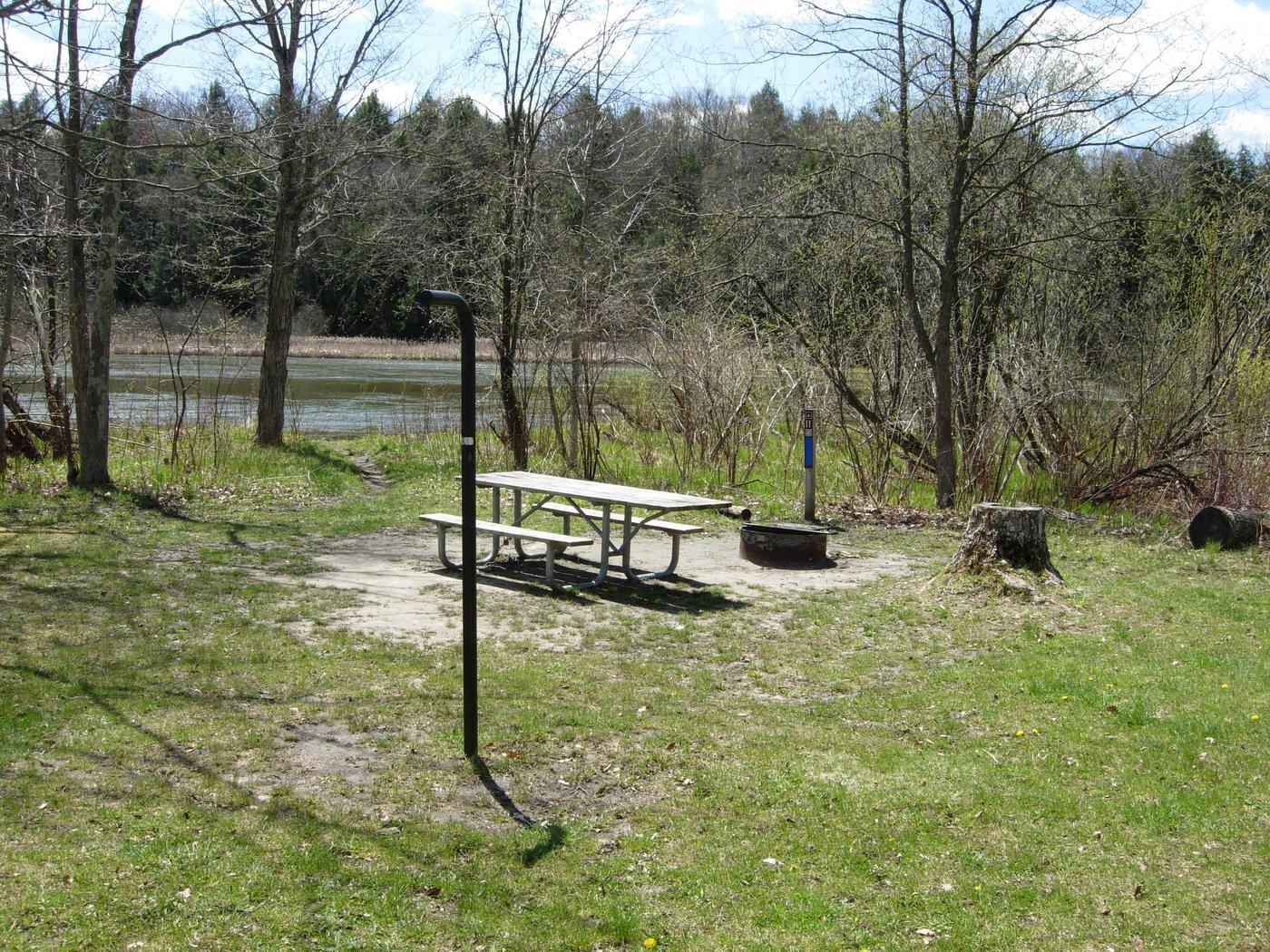 Red Bridge Site # 11
