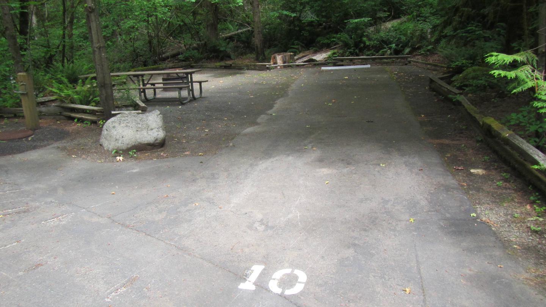 Site 1045' x 10' Drive