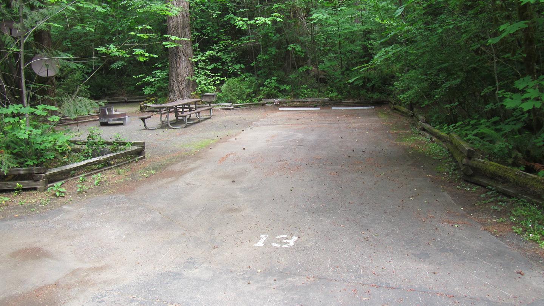 Site 1353' x 14' Drive