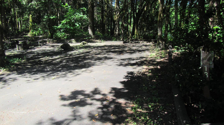 Site 1345' x 14' Drive