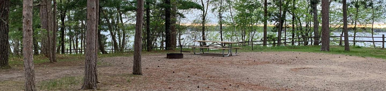 Campsite #25