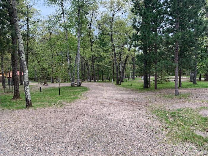 Campsite #54