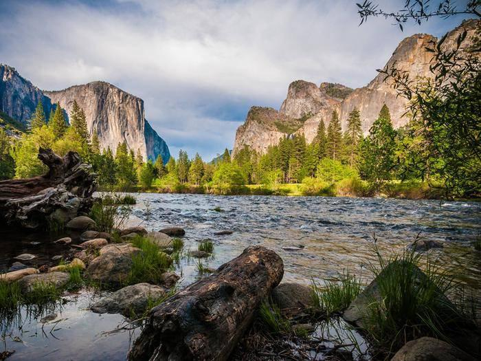 Preview photo of Yosemite National Park Ticketed Entry