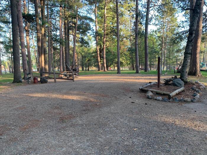 Campsite #122
