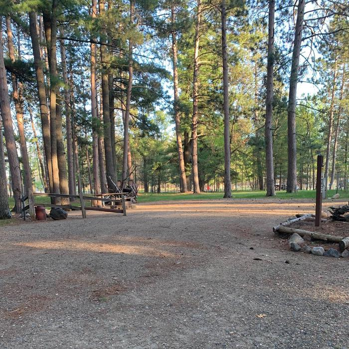 Campsite #122 Front