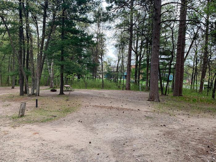 Campsite #118