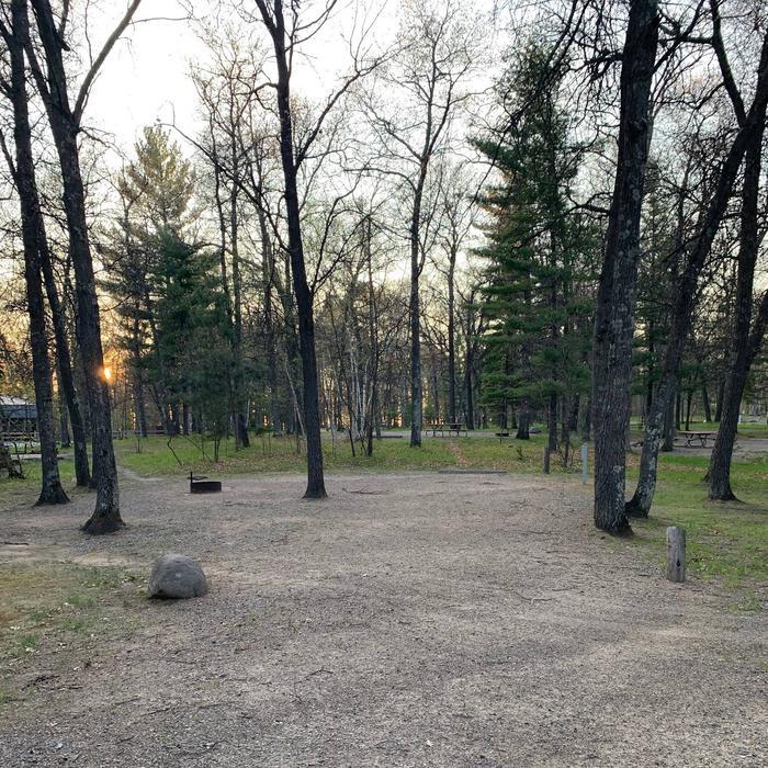 Campsite #111 Front