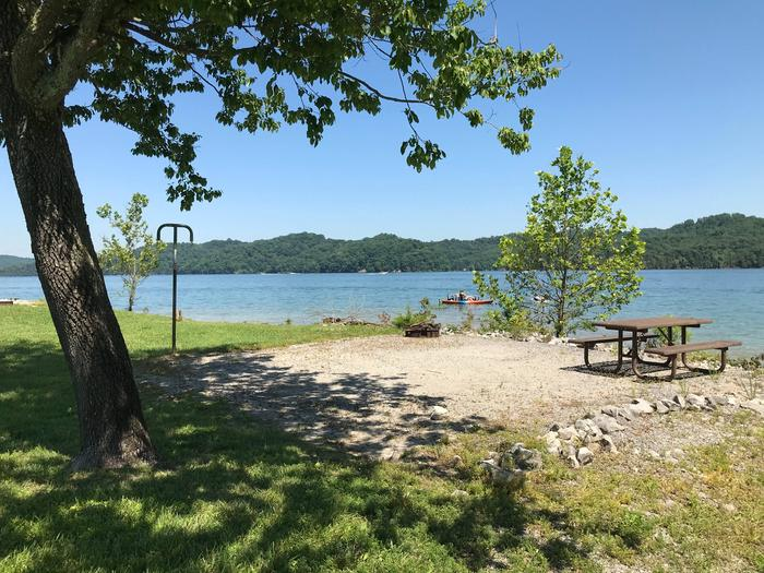 LILLYDALE CAMPGROUND SITE # 106