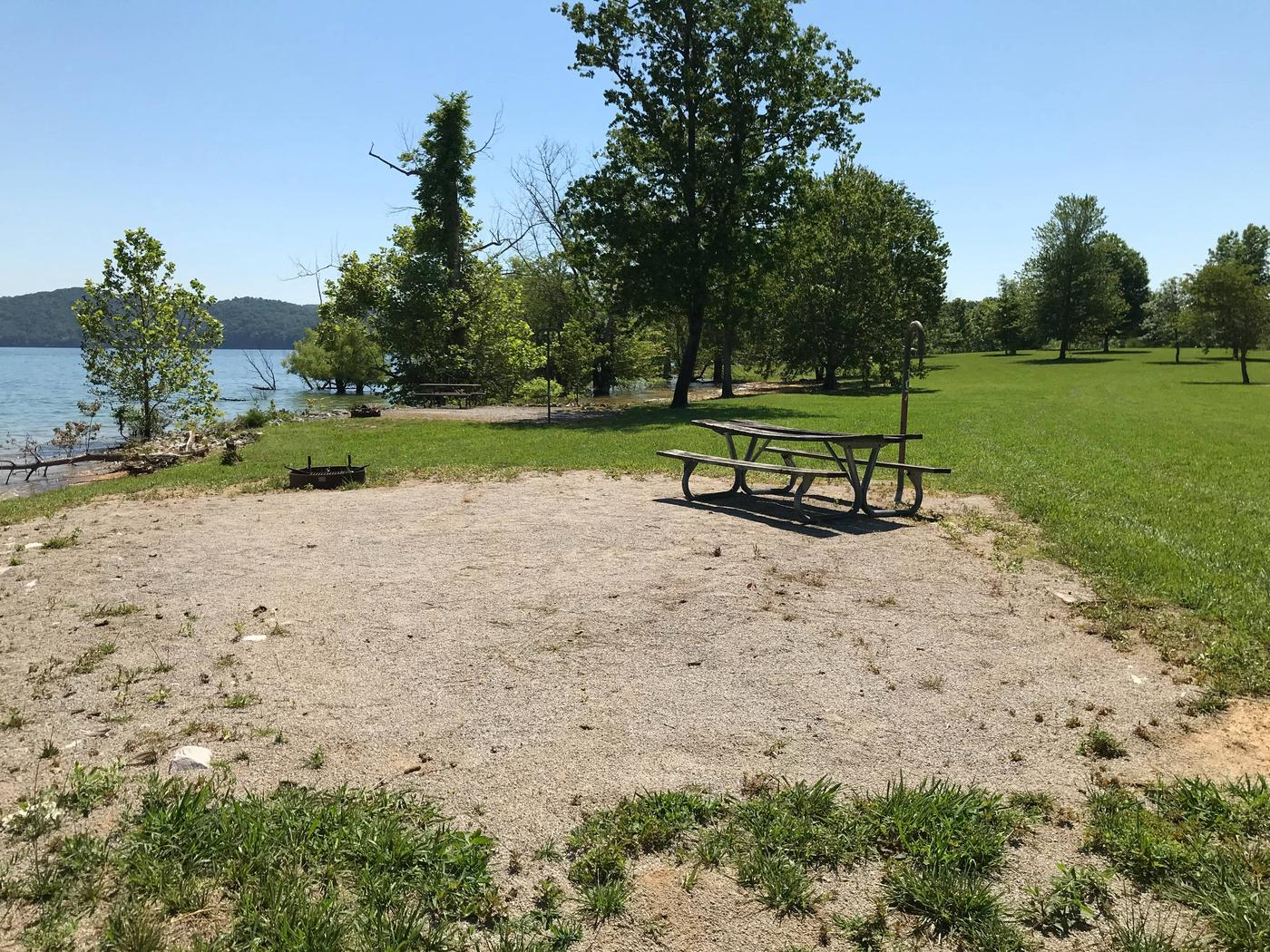 LILLYDALE CAMPGROUND SITE # 107
