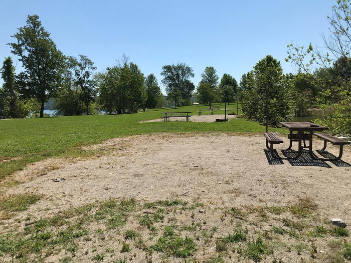 LILLYDALE CAMPGROUND SITE # 108