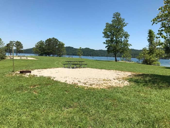 LILLYDALE CAMPGROUND SITE # 111