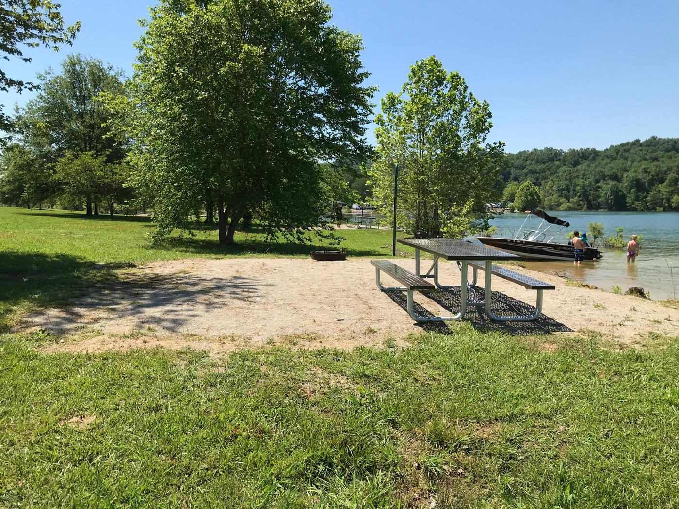 LILLYDALE CAMPGROUND SITE # 112