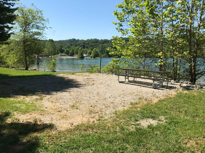 LILLYDALE CAMPGROUND SITE # 113