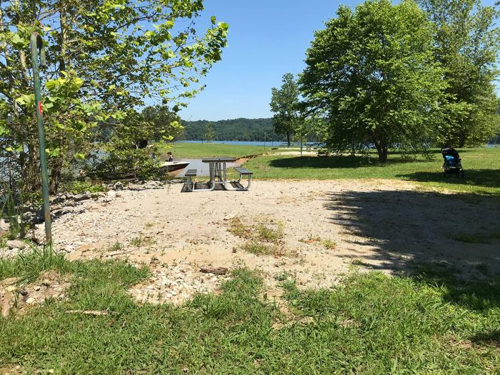 LILLYDALE CAMPGROUND SITE # 113 LAKE VIEWLILLYDALE CAMPGROUND SITE # 113