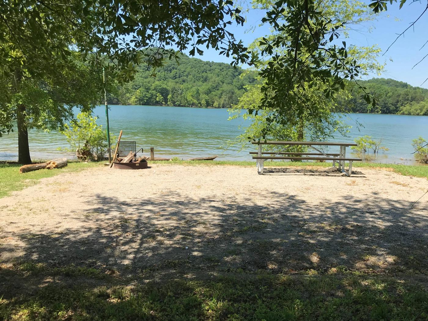 LILLYDALE CAMPGROUND SITE # 114