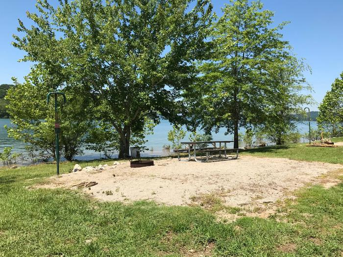 LILLYDALE CAMPGROUND SITE # 115