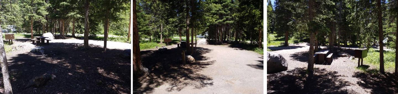 Hunter Peak Campsite 7