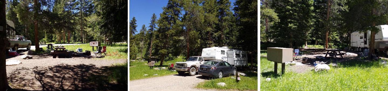Hunter Peak Campsite 9
