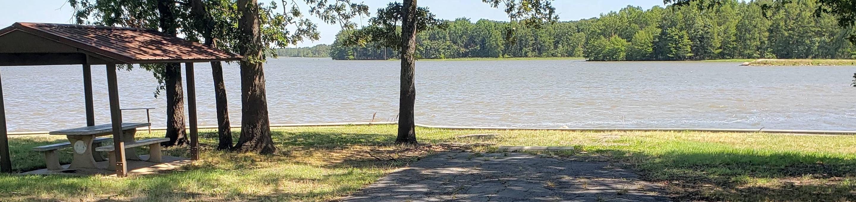 150 Yards to Shower/Restroom. 100 yards to Merrisach Lake AccessA-9