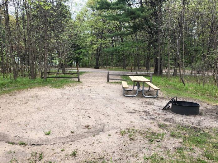 Campsite #35 Campsite #35