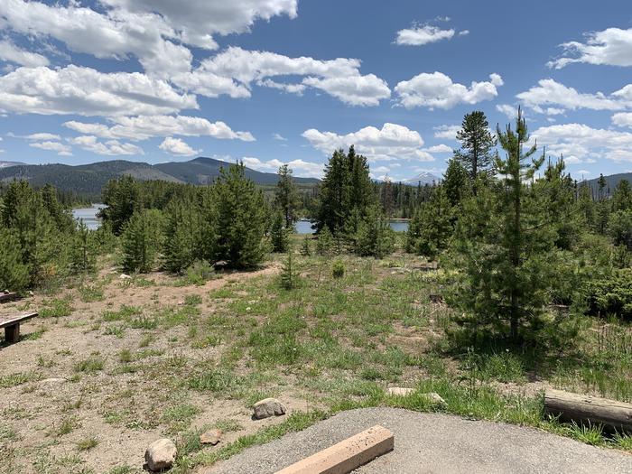 Lake views from E79