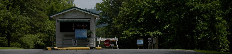 Choctaw Park Entrance