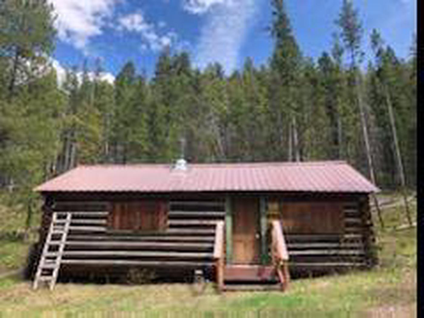 The Front DoorThe Cabin