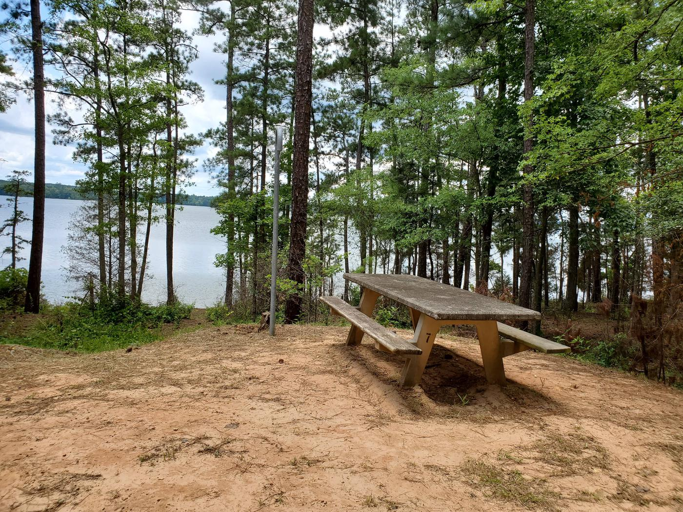 Campground | Leroys Ferry Campground, J. Strom Thurmond ...