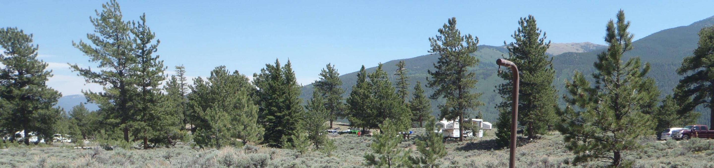 Whitestar Campground, site 1