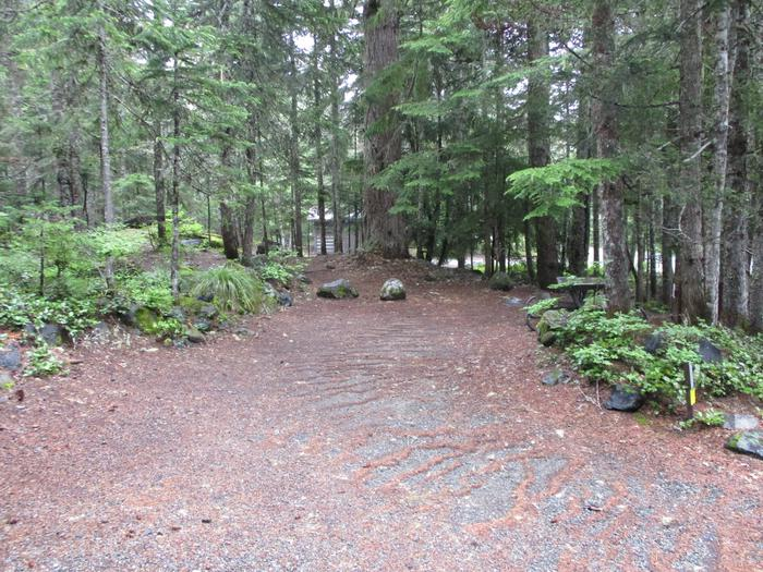 Picnic Table, DrivewayCampsite amenities include: Picnic table and fire ring