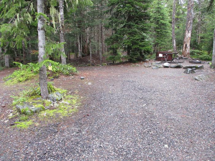 DrivewayDriveway and Campsite