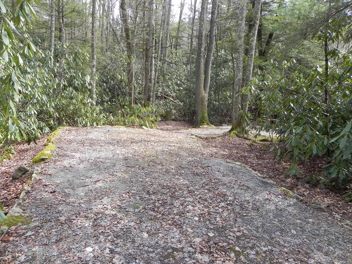 Driveway to Site 19