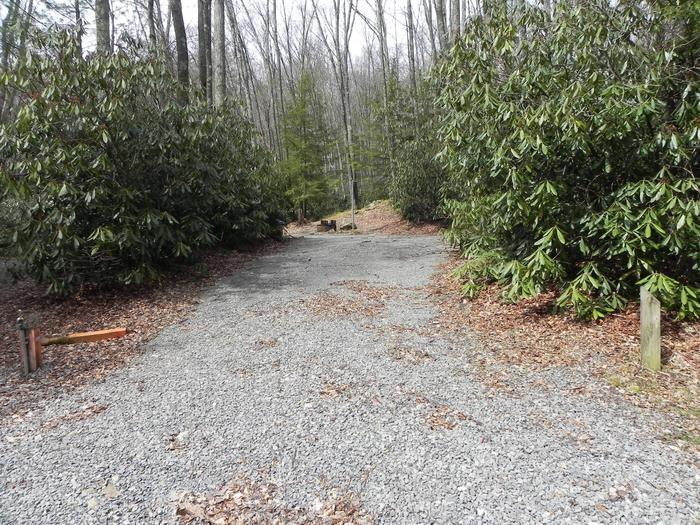 Driveway to Site 20