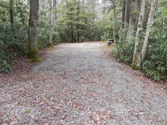 Driveway to Site 26