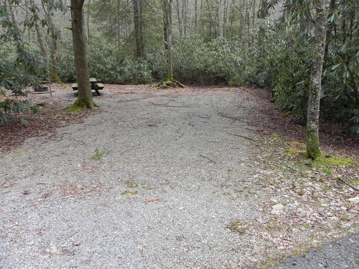 Driveway to Site 34