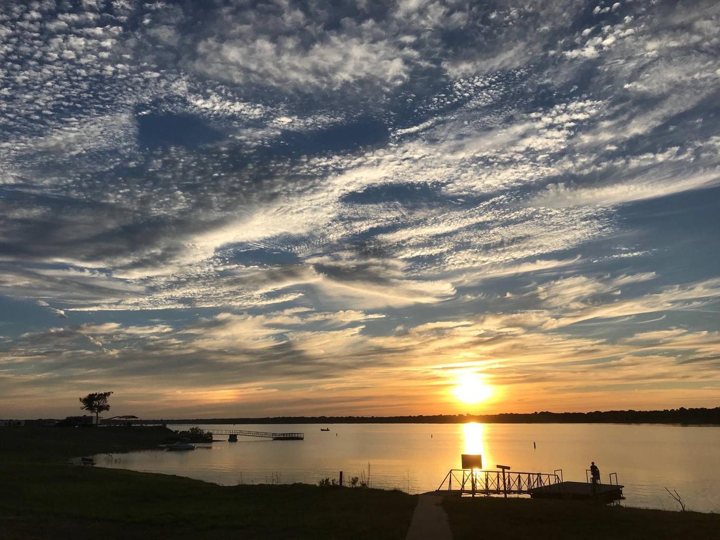 Sowell Creek ParkSowell Sunset