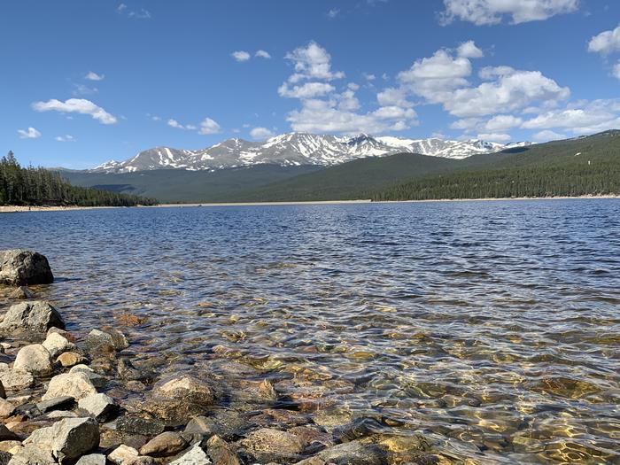 Crystal Clear Waters Support a Variety of Recreation Activities