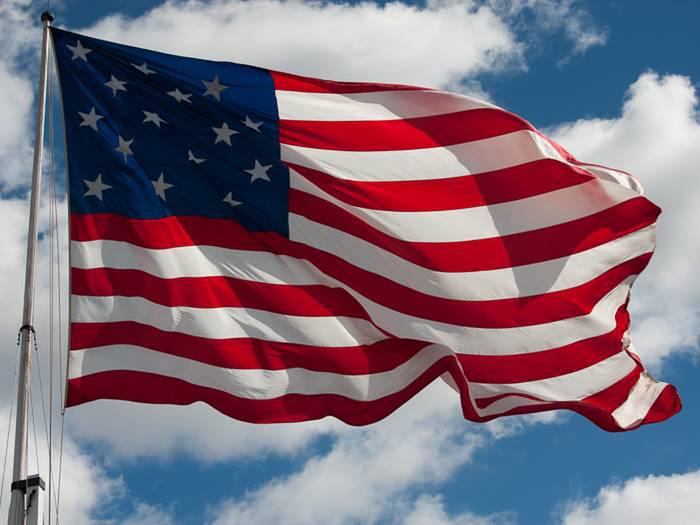 The Garrison Star Spangled Banner, Fort McHenry