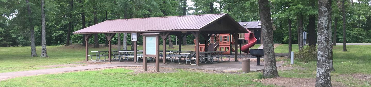 Group Picnic Shelter