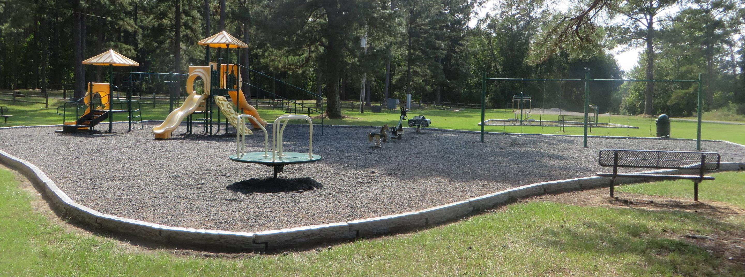 Playground and Exercise Equipment