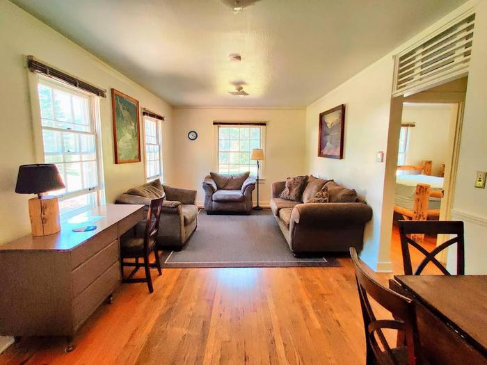 Savenac West CottageSavenac West Cottage living room