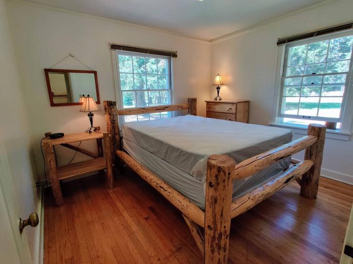 Savenac West Cottage Master BedroomSavenac West Cottage master bedroom