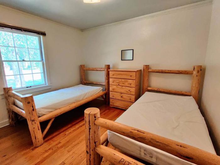Savenac West Cottage Spare Bedroom