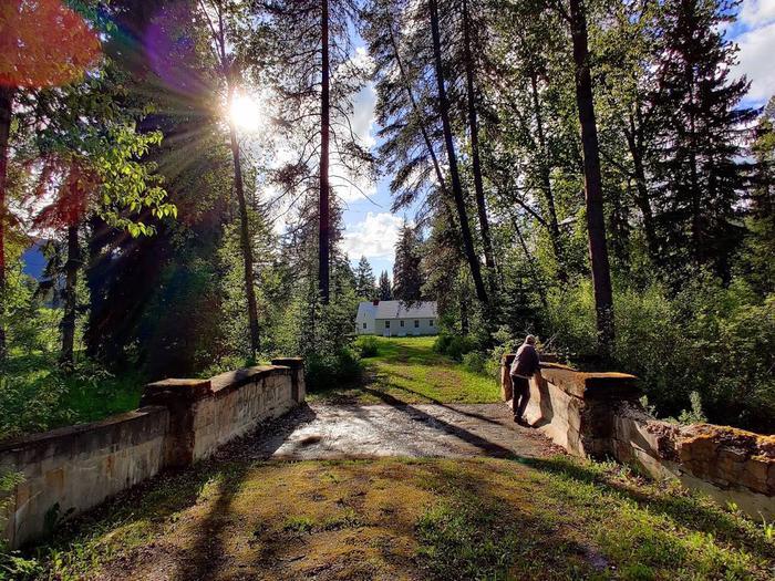 Savenac Yellowstone Bridge