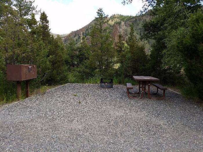 Wapiti Campsite 5 - Picnic Area