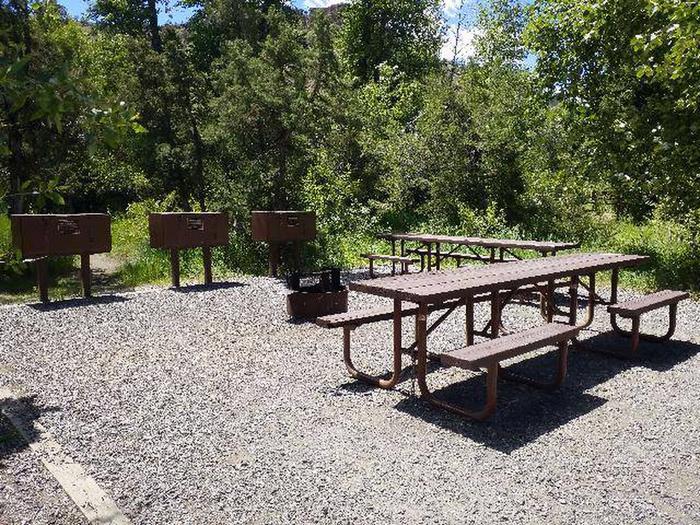 Wapiti Campsite 26 - Picnic Area