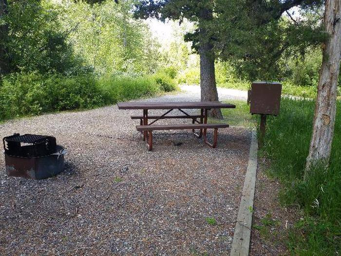 Wapiti Campsite 30 - Picnic Area