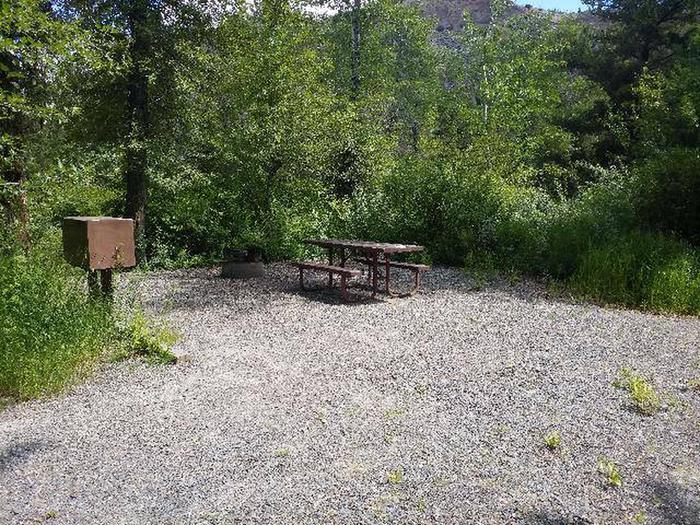 Wapiti Campsite 32 - Picnic Area