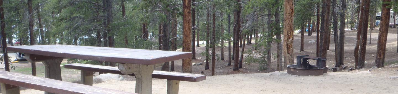 Baby Doe Campground, Site 22 Baby Doe Campground, Site 22